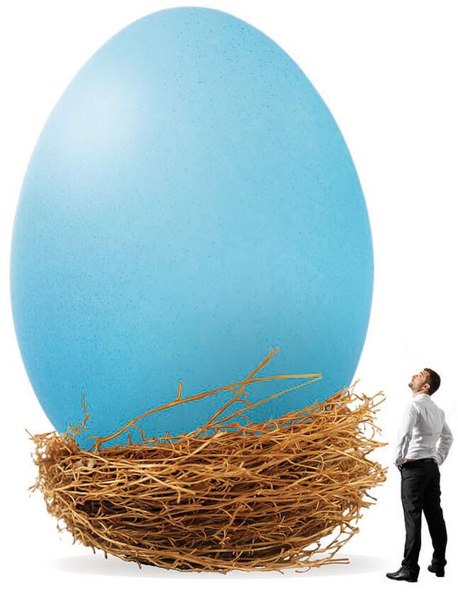 BWCI Group - Pension Nest Egg